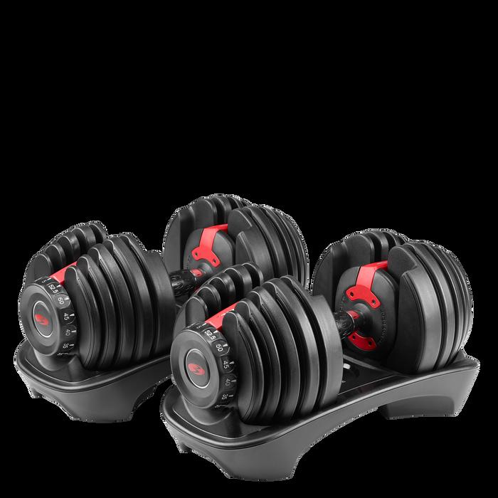 Bowflex Max Reviews >> Compare SelectTech Dumbbells | Bowflex