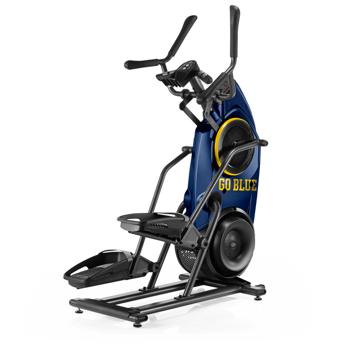 University of Michigan Bowflex Max Trainer M5
