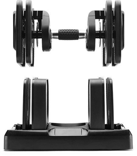 SelectTech 560 3DT Adjustable Dumbbells