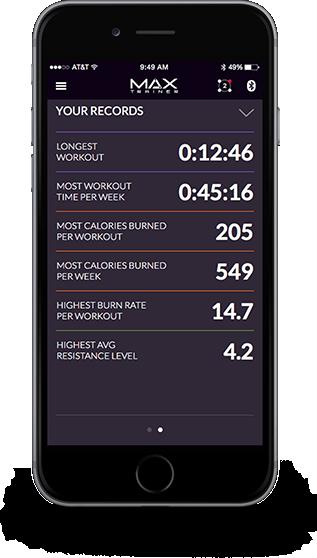 Max Trainer App - GOOGLE FIT APP