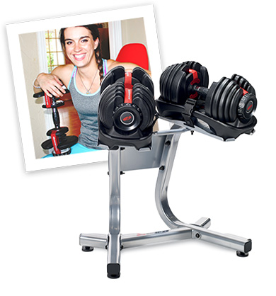 Anna Recommends the 552 Dumbbells