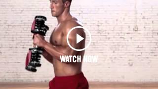 Watch the Squat Cross Body Punch Video