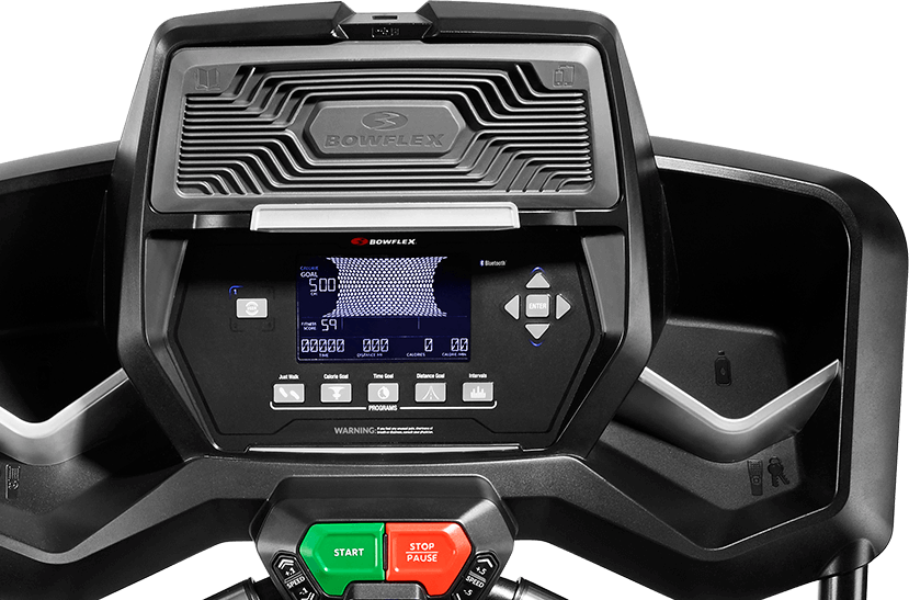 The TreadClimber TC200 console comes with enhanced interactivity and digital connectivity.