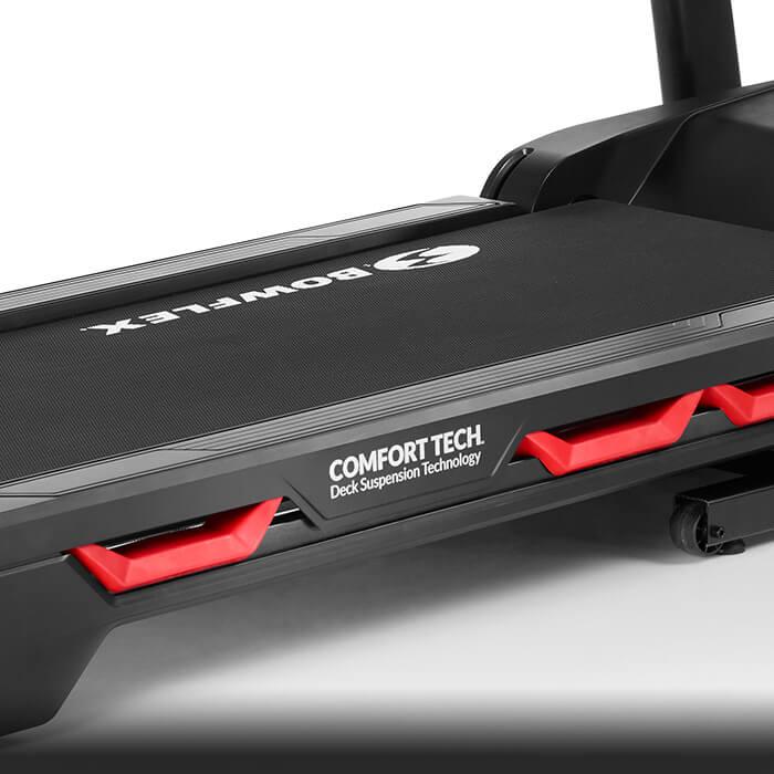 Worn Treadmill Deck: Bowflex BXT116 Treadmill