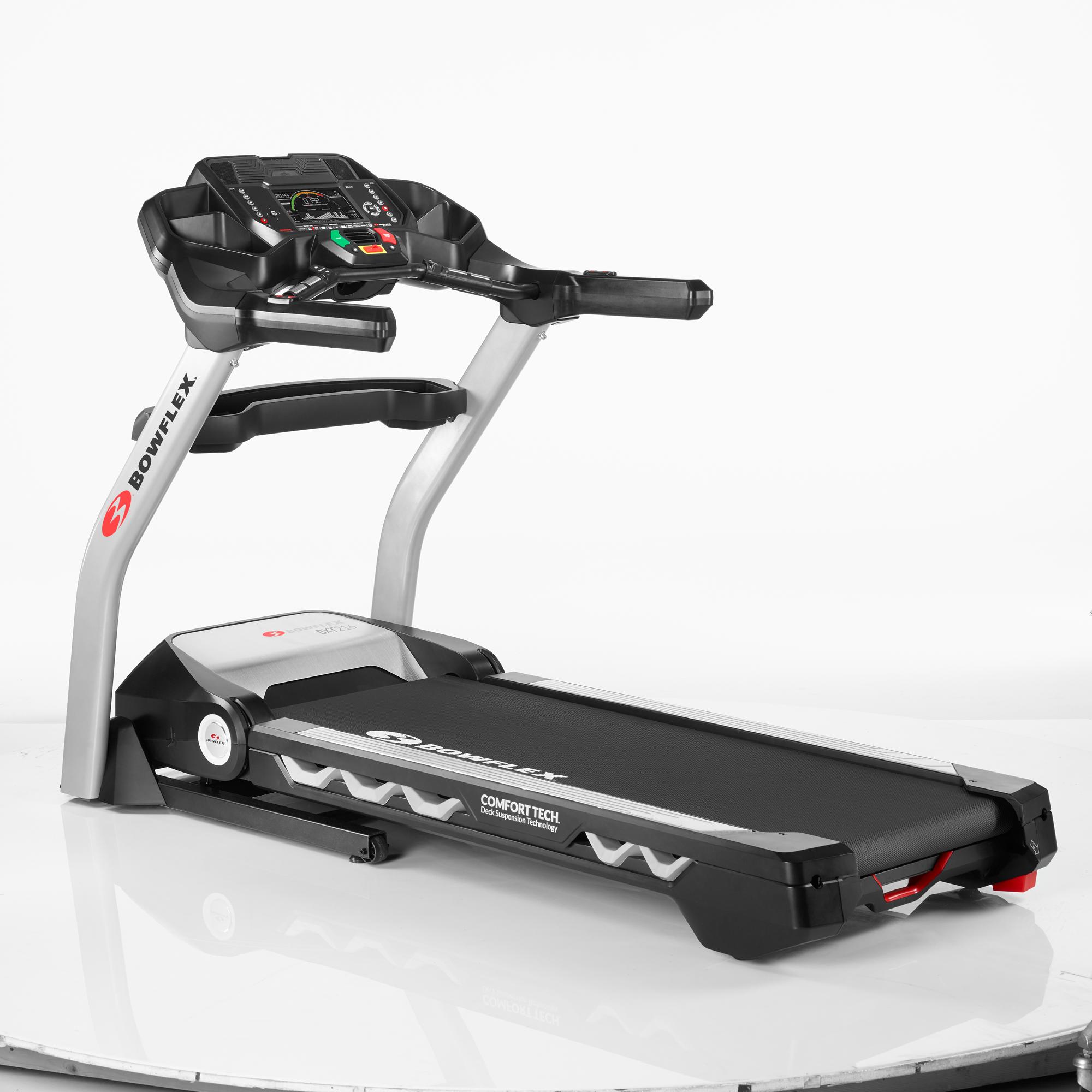 Nautilus Treadclimber Gebraucht: Bowflex BXT216 Treadmill