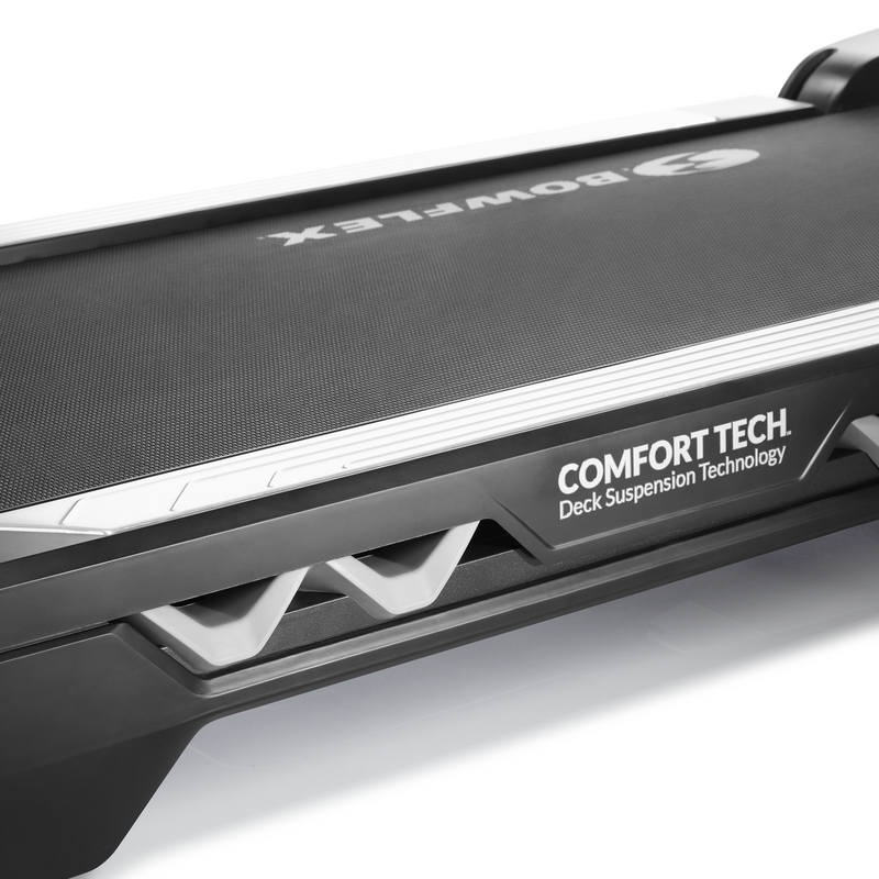 BXT216 Treadmill with Comfort Tech  - mobile expanded view