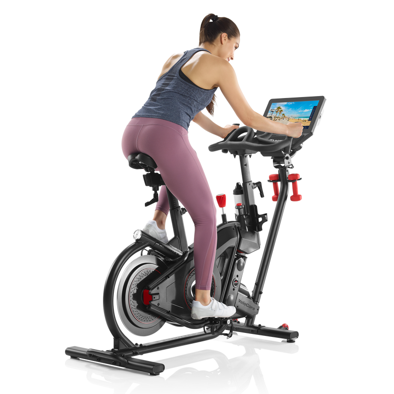VeloCore Bike with 16-inch Console - expanded view
