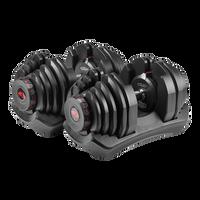 Bowflex SelectTech 1090 Adjustable Dumbbells--thumbnail