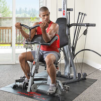 Preacher Curl Attachment Shown on Xtreme 2 SE--thumbnail