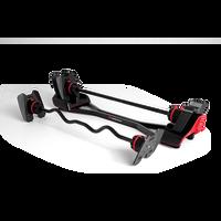 Bowflex SelectTech 2080 Barbell with Curl Bar--thumbnail