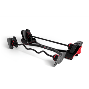 Bowflex SelectTech 2080 Barbell with Curl Bar