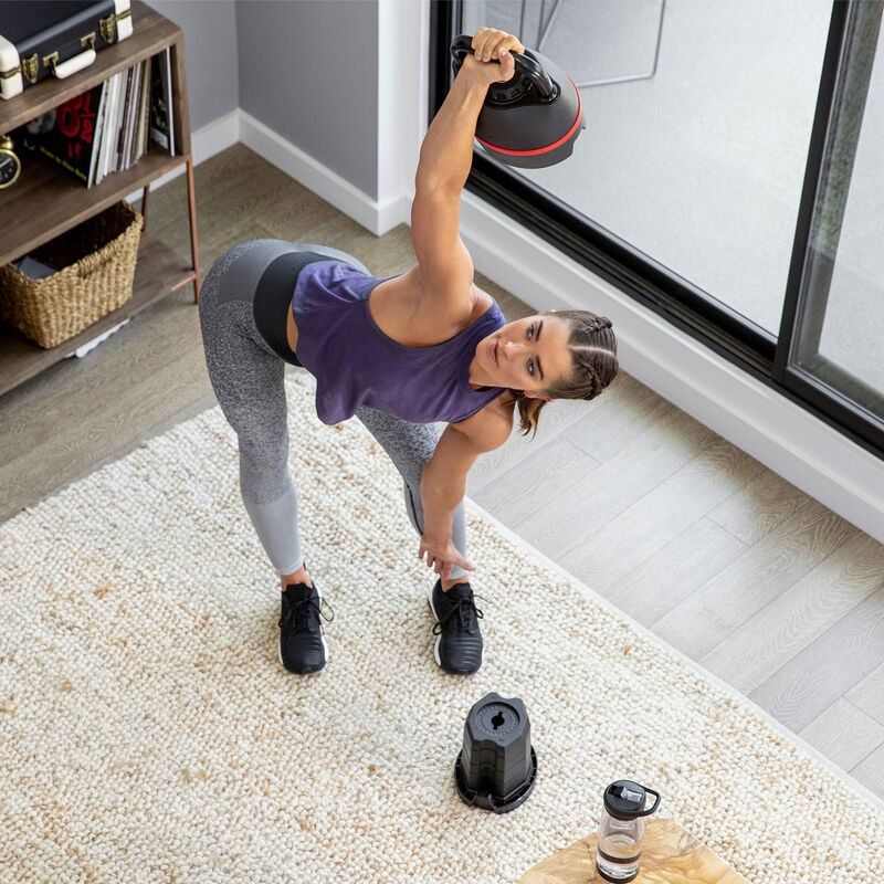 SelectTech 840 Kettlebell Windmill Exercise - expanded view