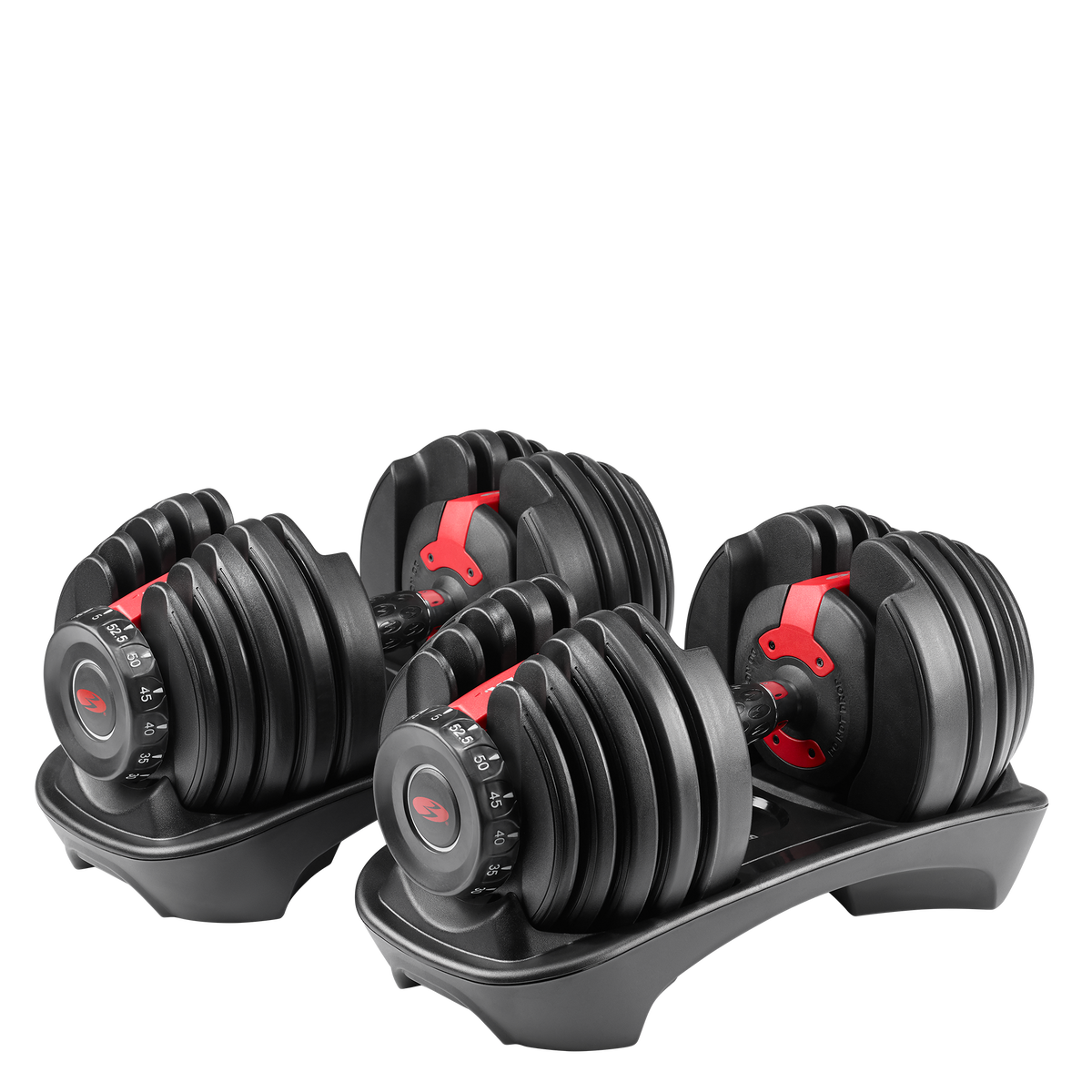Bowflex SelectTech 552 Adjustable Single Dumbbell 100748Same Day Ship