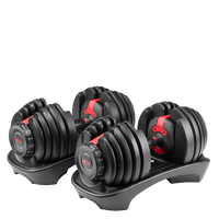 Bowflex SelectTech 552 Adjustable Dumbbells--thumbnail