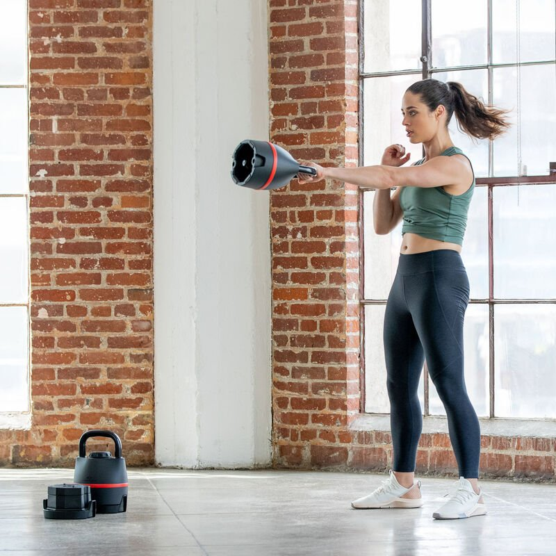 SelectTech 840 Kettlebell Swing - expanded view