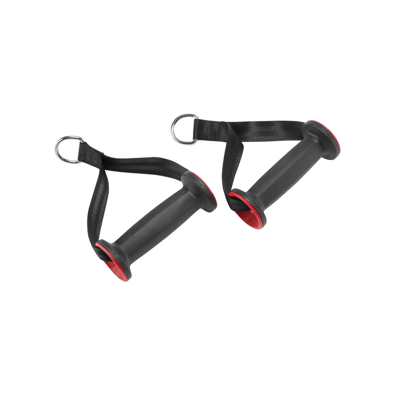 Replacement Short Grips for Bowflex HVT and HVT+ - expanded view