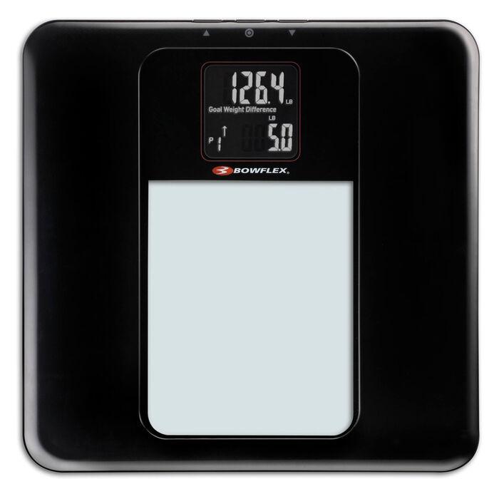 Bowflex BMI/Daily Calorie Scale