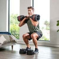 Double Goblet Squat with Two Kettlebells--thumbnail