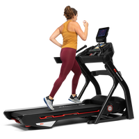 A woman jogging on a treadmill 10.--thumbnail