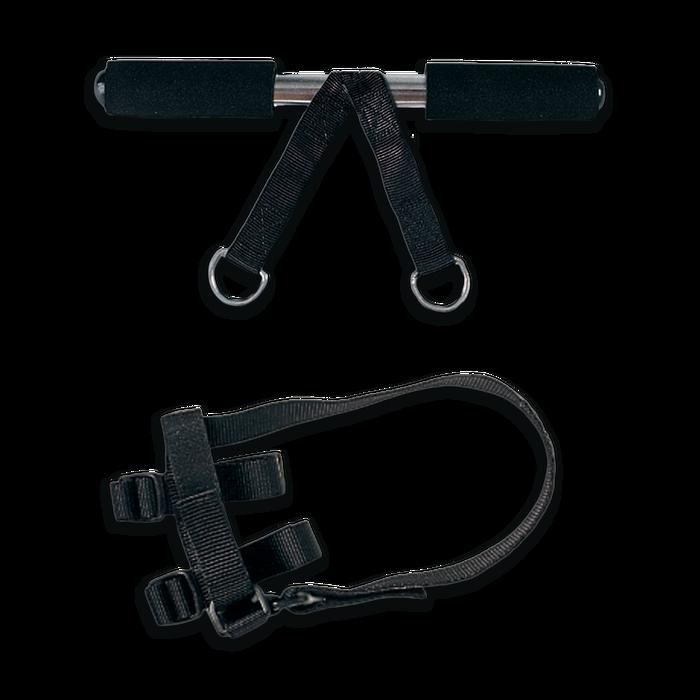 Bowflex Foot Harnesses and T-Bar Bundle