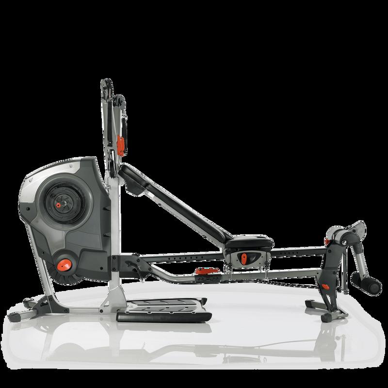 Bowflex Revolution - expanded view
