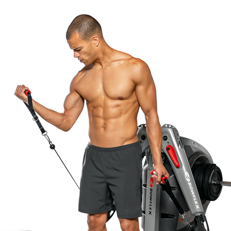 Bowflex Revolution with Hand Grips - expanded view