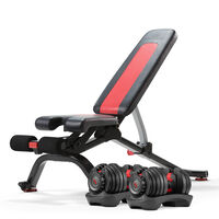 Deals on Bowflex SelectTech 552 Dumbbells + 5.1S Stowable Bench