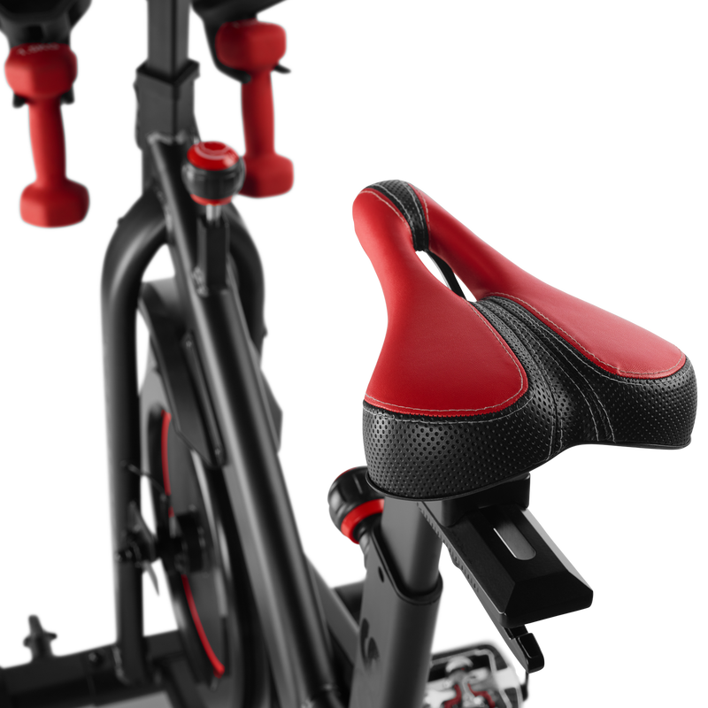 Bowflex C6 Bike Seat - mobile expanded view