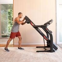 BXT6 Treadmill Folds for Convenience --thumbnail