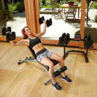 Bowflex 4.1 Bench (Dumbbells and Stand Sold Separately)--thumbnail