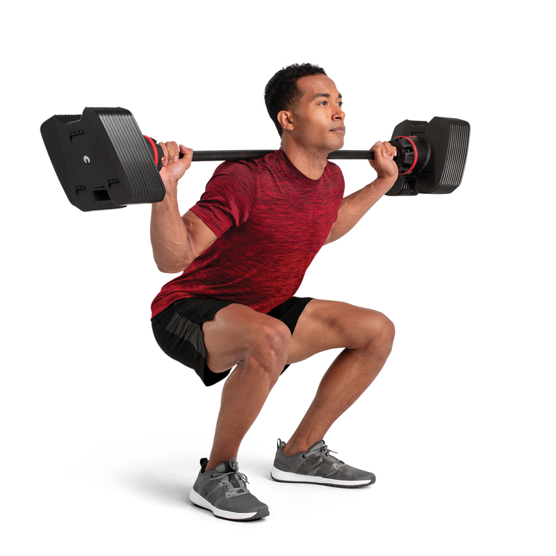 SelectTech 2080 Barbell Squat - expanded view