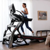 Woman using the Treadmill 22--thumbnail
