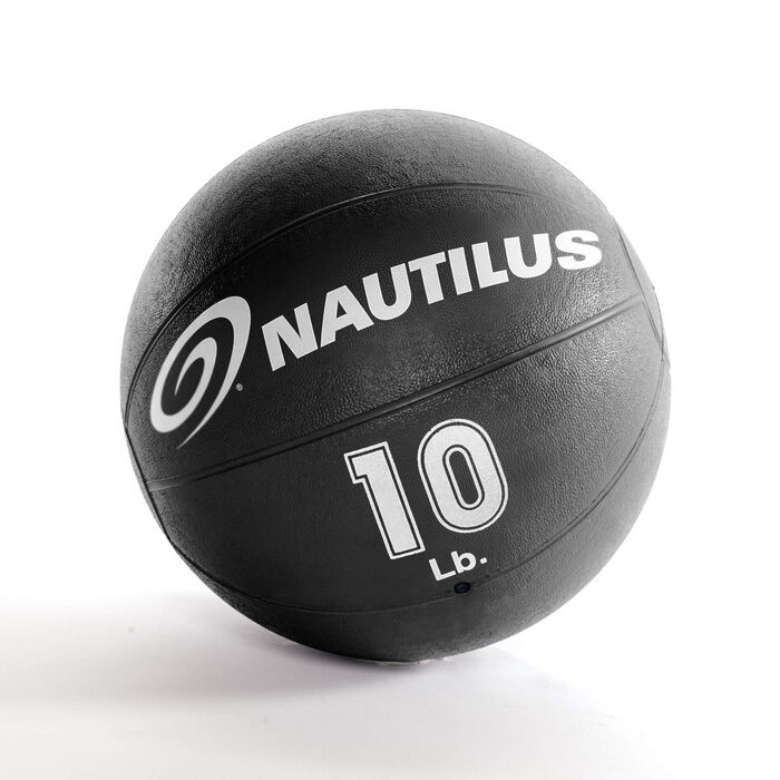 Nautilus 10 lb. Medicine Ball