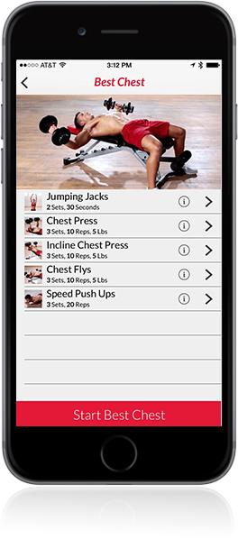Bowflex App - Innovation