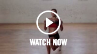 Lunge chest rotation video