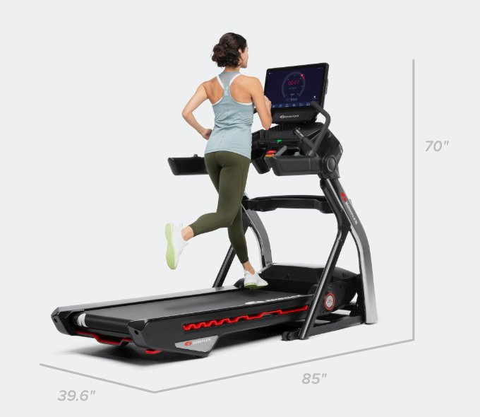 Treadmill 22 dimensions - 85 x 39.6 x 70 inches