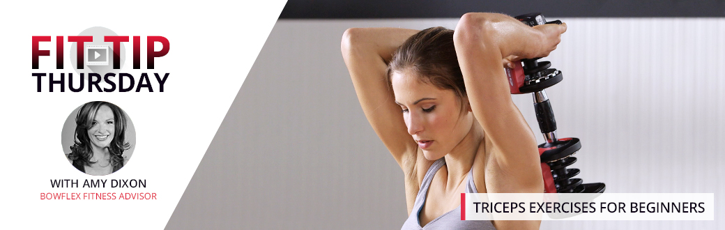 Triceps Exercises for Beginners