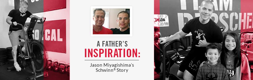 A Father's Inspiration: Jason Miyagishima's Schwinn® Story