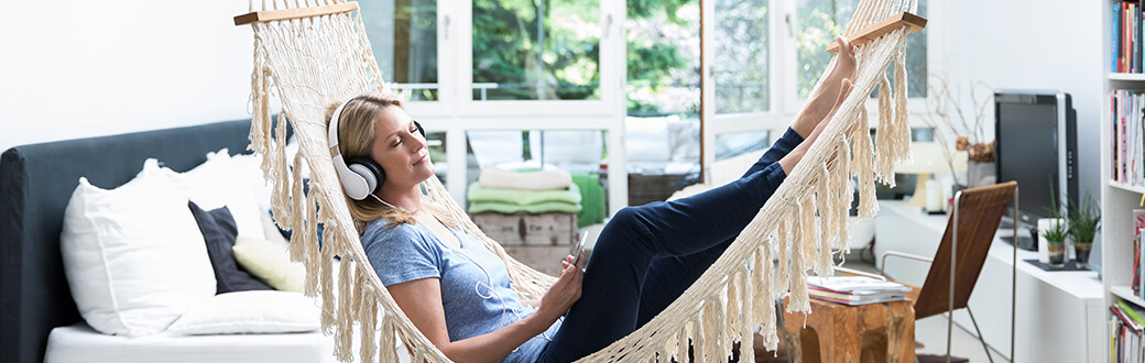 10 Ways To Relax When You're Feeling Stressed