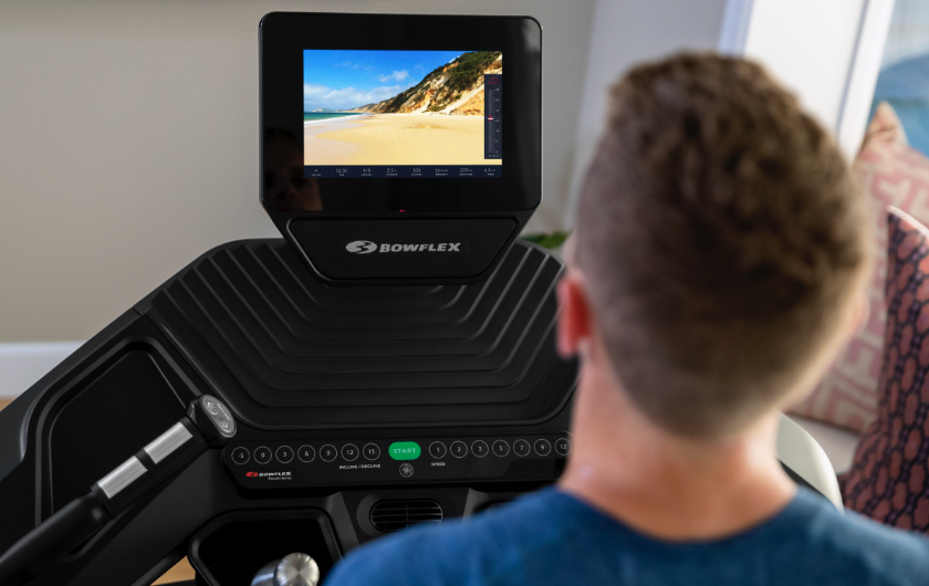 Explore the world from your treadmill