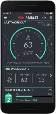 Results Series App - Easy Syncing