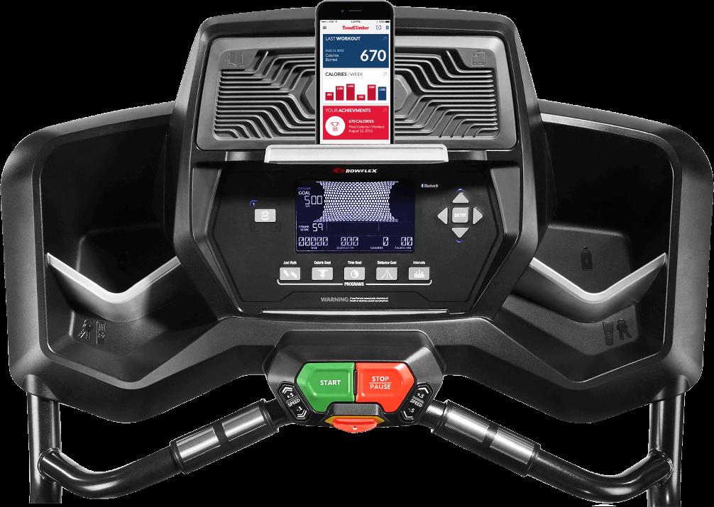 TreadClimber TC200 Console & App