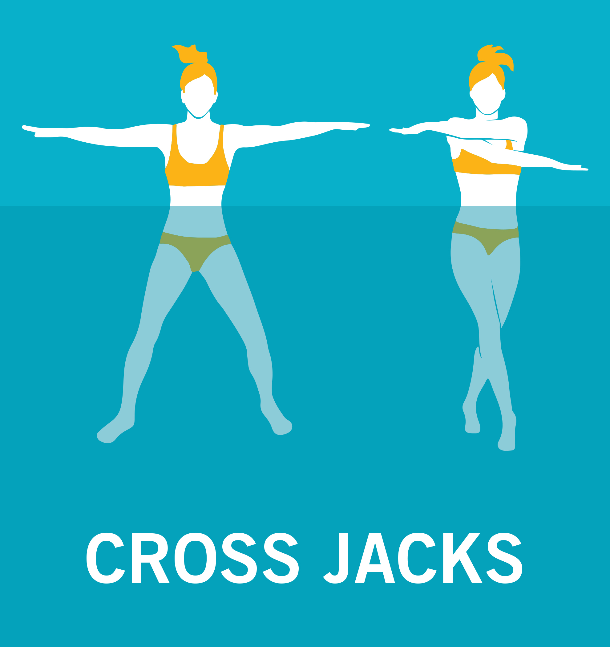 Cross Jacks