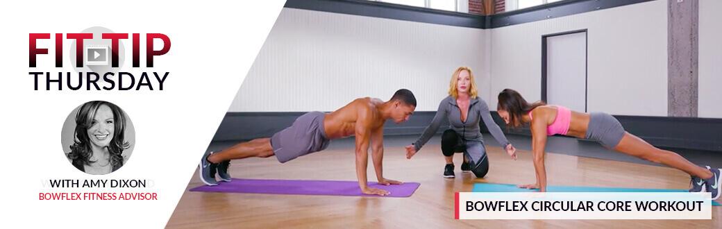 Bowflex circular core workout