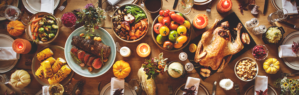 Top 7 Healthy Thanksgiving Foods