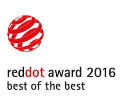 Red Dot Award 2016 Best of the Best