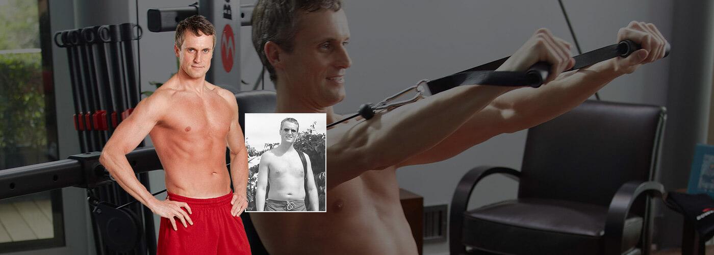 Bowflex Home Gym success story Ron