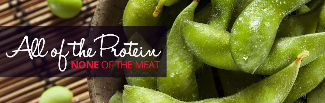 All of the protein - none of the meat