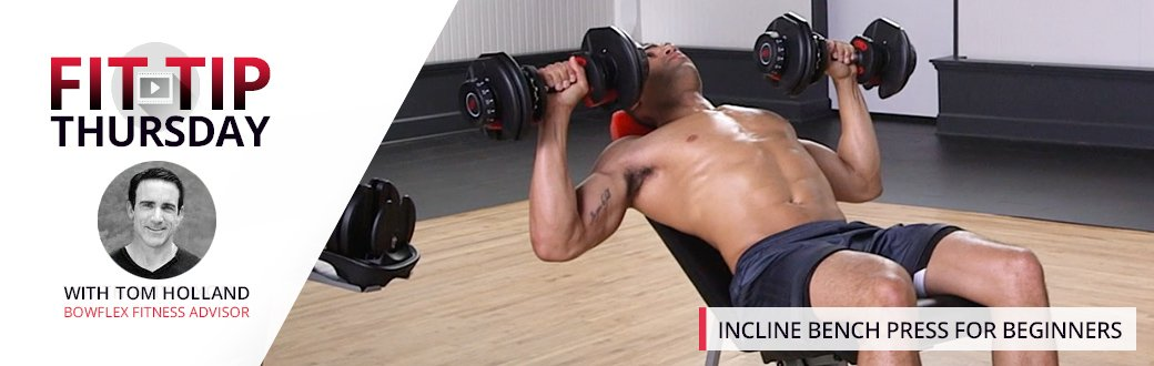 Incline Bench Press for Beginners