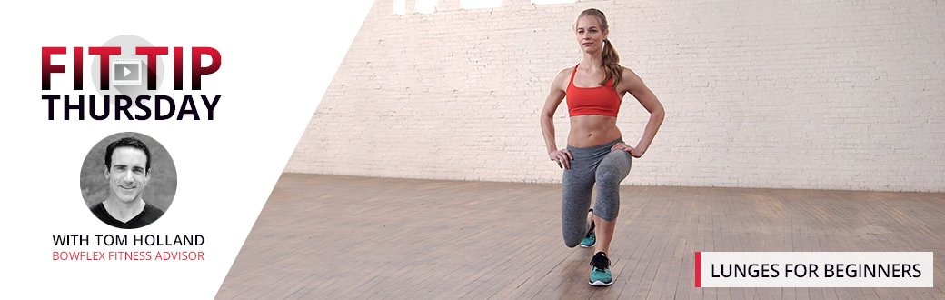 Lunges for Beginners
